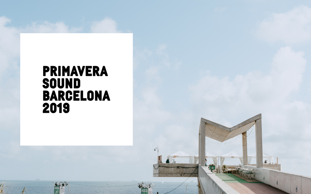 Primavera Sound 2019 in Barcelona comes with a big surprise!